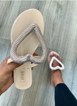 Load image into Gallery viewer, Heart Out Sandal