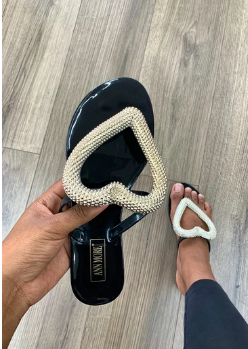 Heart Out Sandal