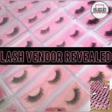 Load and play video in Gallery viewer, Eyelashes/3DMink Lashes/Custom Boxes Vendors List (𝑰𝒏𝒔𝒕𝒂𝒏𝒕𝒍𝒚 𝑬𝒎𝒂𝒊𝒍𝒆𝒅)