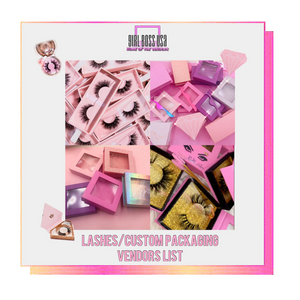 Eyelashes/3DMink Lashes/Custom Boxes Vendors List (𝑰𝒏𝒔𝒕𝒂𝒏𝒕𝒍𝒚 𝑬𝒎𝒂𝒊𝒍𝒆𝒅)