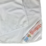 MojaFiber-Cooling Microfiber Towel-White