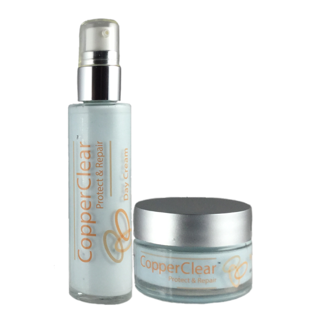 Copper Clear Face Cream Combo