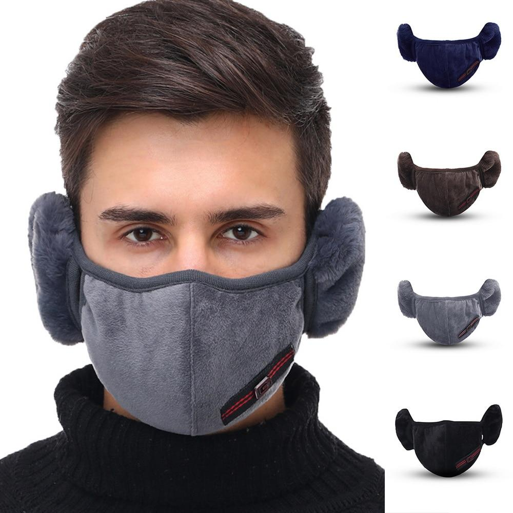 Anti Fog Winter Face Mask & Ear Muff