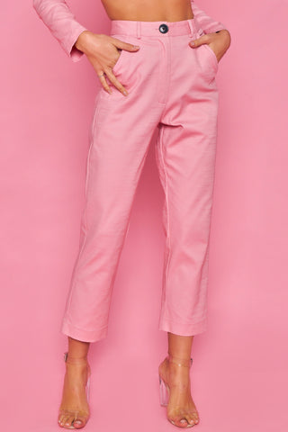 Light Pink Trouser