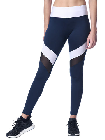 Thermodynamic Mesh Leggings