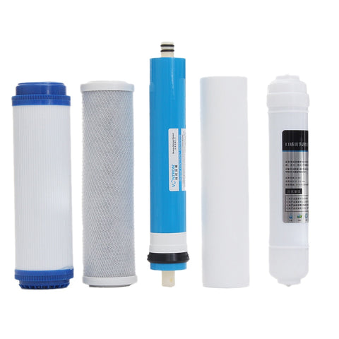 5Pcs 5 Stage Water Purifier Kit