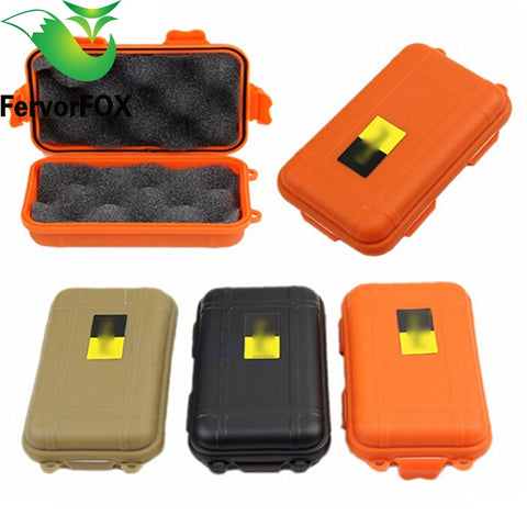 Shockproof Outdoor Survival Case