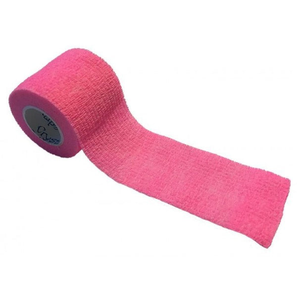 Tattoo Grip Cover Wrap (Pink)
