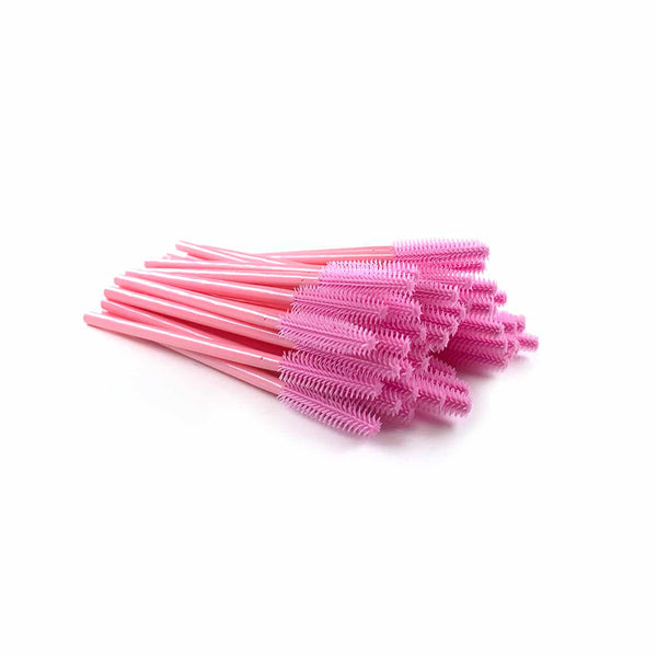 ECO Reusable Pink Brushes 50pcs