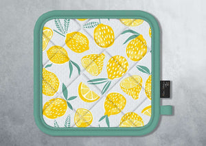 Lemon Squeezy (Pot Holder)