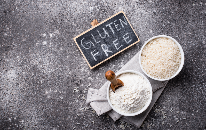 Why Nourish products are gluten free.