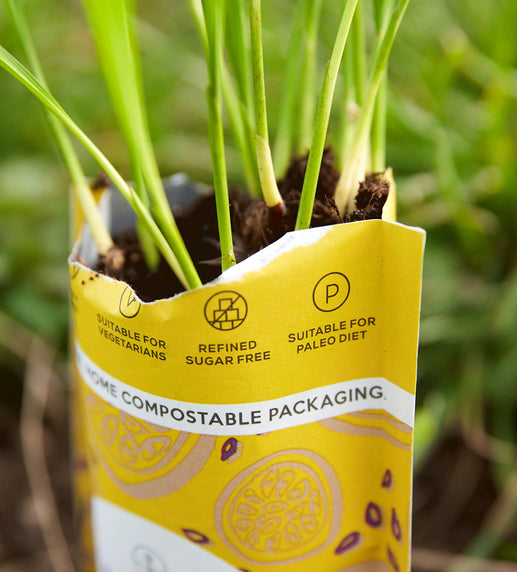 100% Compostable Packaging