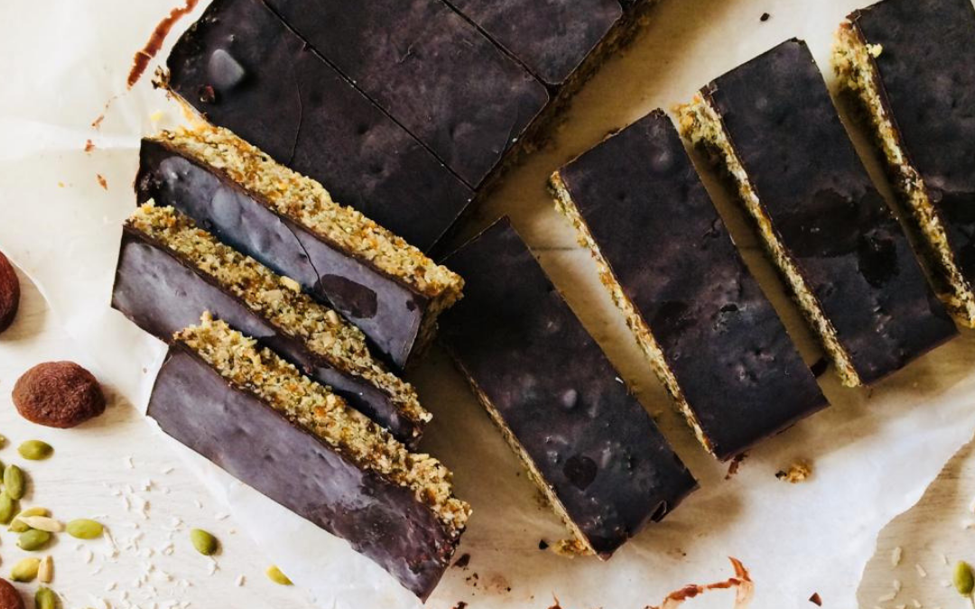 Raw Lunch Box Bars