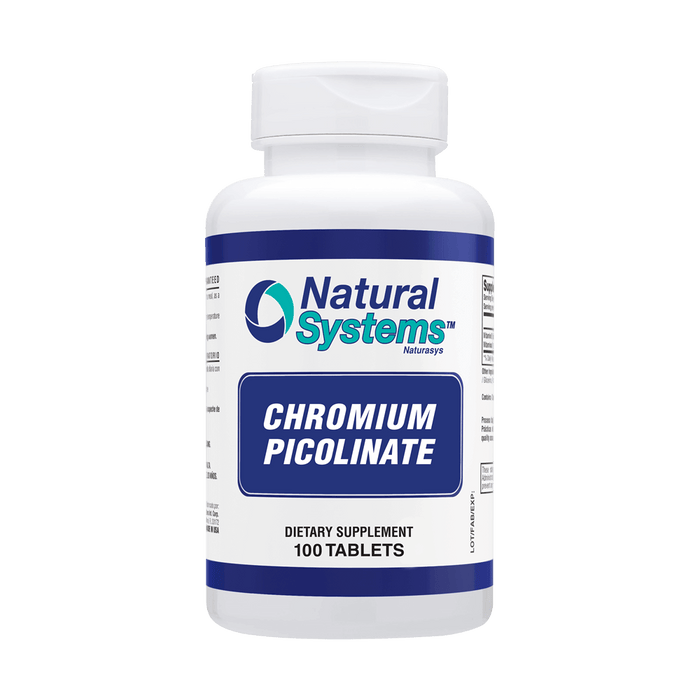 Chromium Picolinate Dietary Supplement
