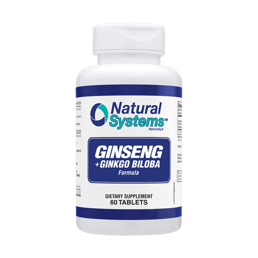 Ginkgo Biloba and Ginseng Dietary Supplement