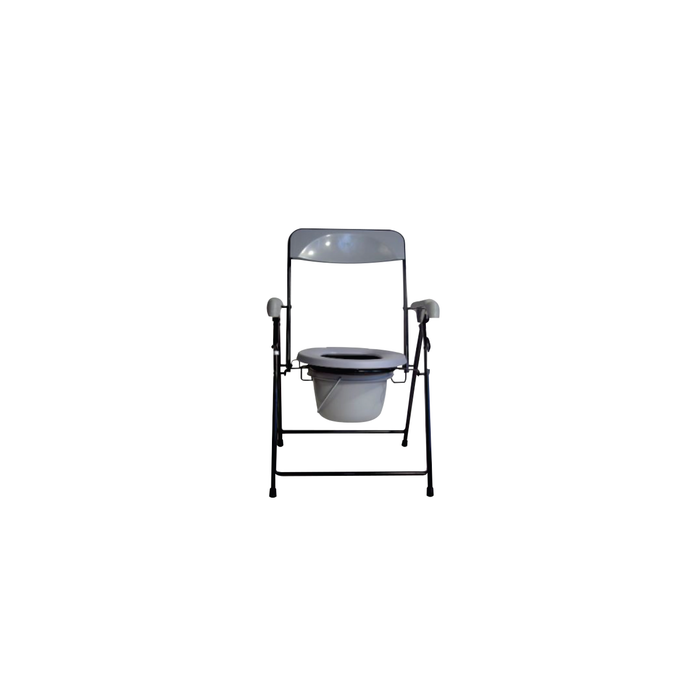 Q9 Medical  Commode Portable chair with pail
