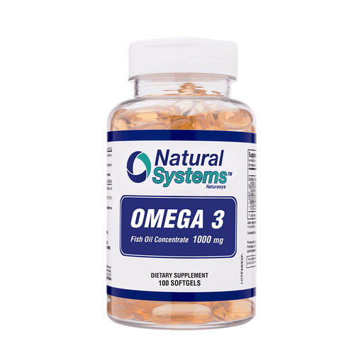 Omega III Fish Oil Dietary Supplement