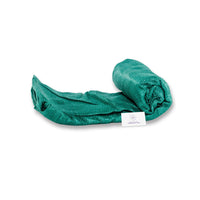 Shade Net Fabric with Four Gripping Clips (2m x 5m, Green)