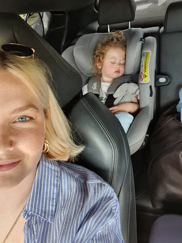 Day Trip with Toddler