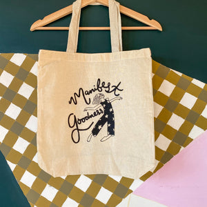 Manifest Goodness Tote Bag