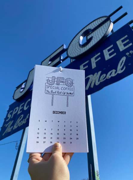 2021 Signs of Knoxville Calendar