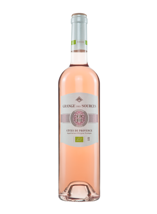 Château Saint-Roux Granges des Sources Organic Rosé 2018 - Single Bottle