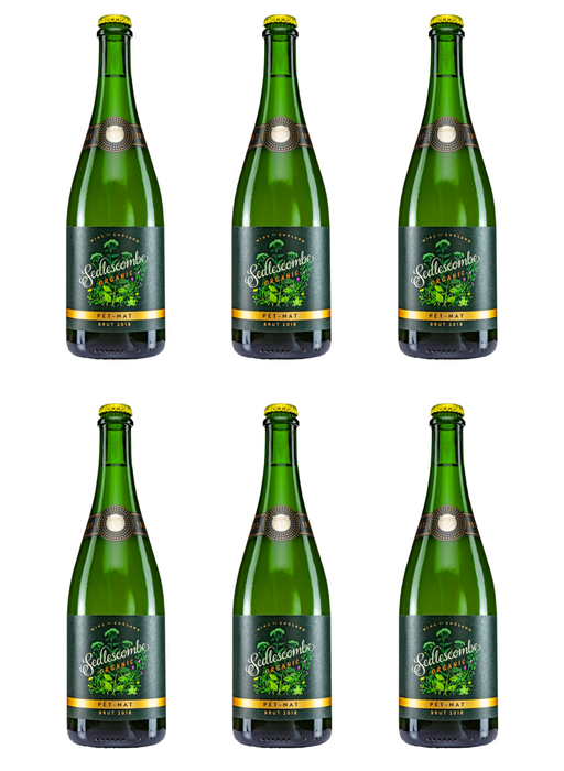 Pét-Nat Brut 2018 - Case of Six