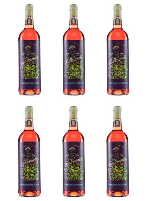 Pinot Noir Rosé 2019 - Case of Six