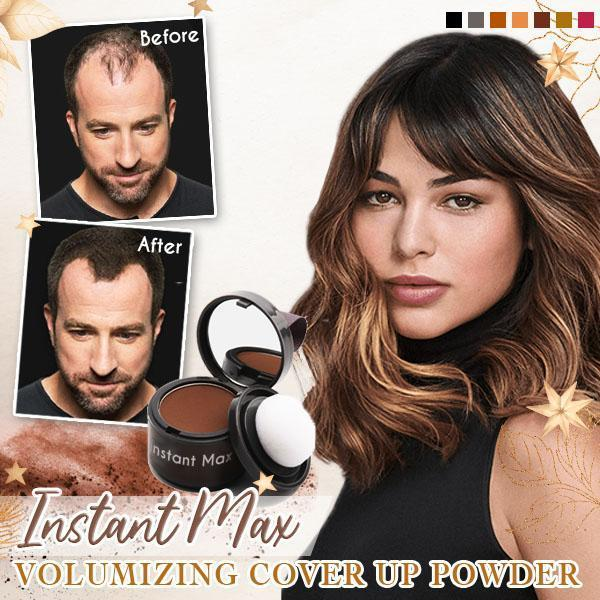 InstantMax Volumizing Cover Up Powder