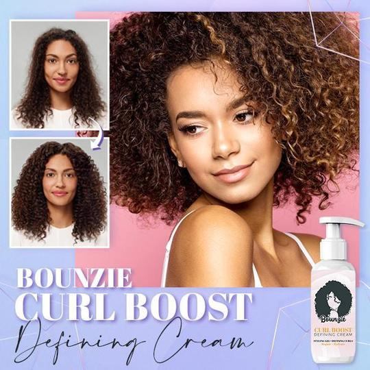 Bounzie Curl Boost Defining Cream