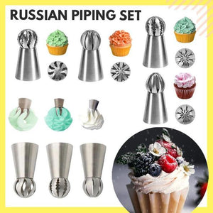 Cake Decor Piping Tips