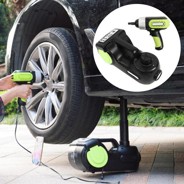 Electric Car Jack Kit