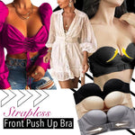 StayUpMax Strapless Front Buckle Lifting Bra