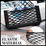 Car Net Card Pocket (2 PCS)