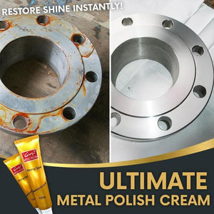 Ultimate Metal Polish Cream (3 PCS )