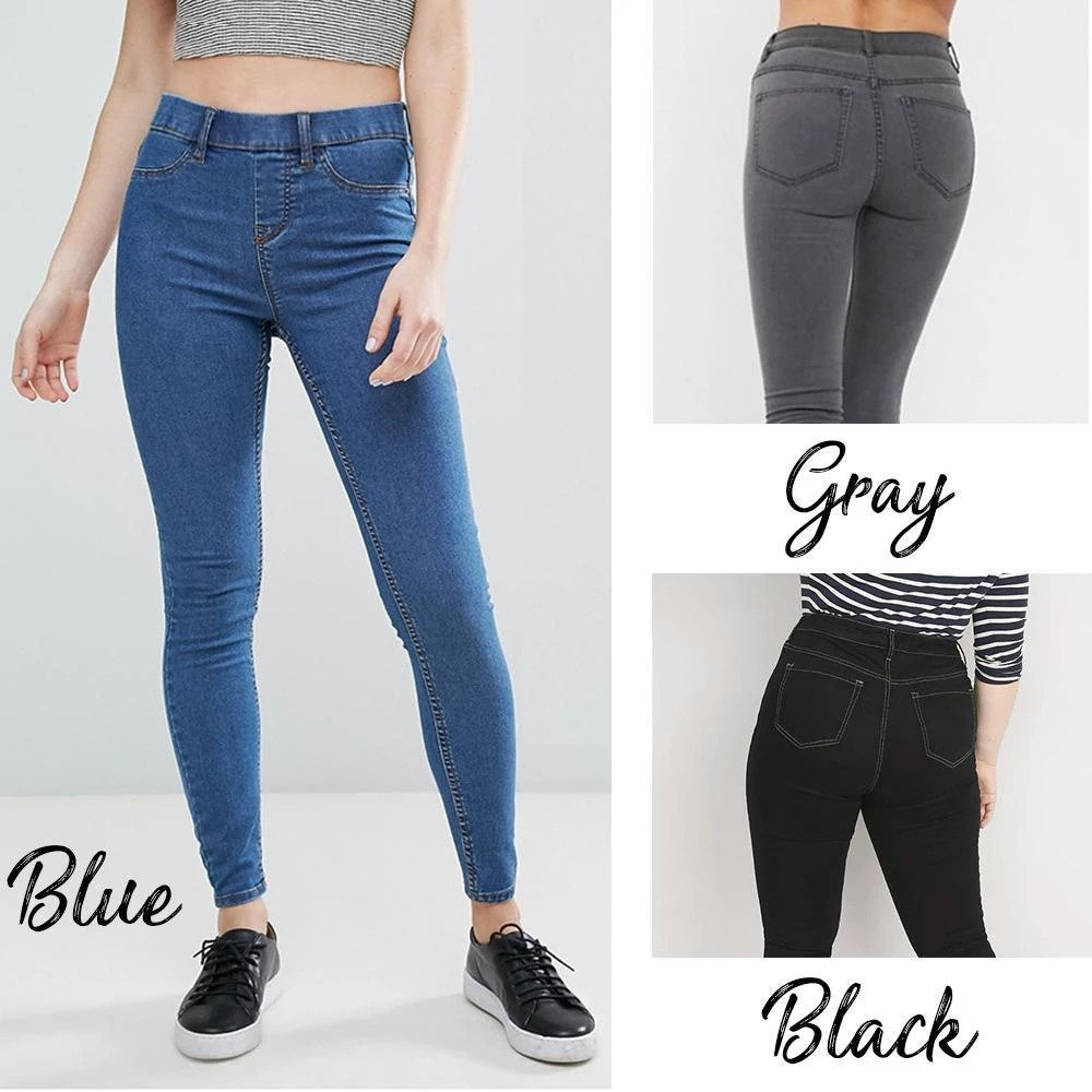 Plus Size Perfect Fit Jeans Leggings