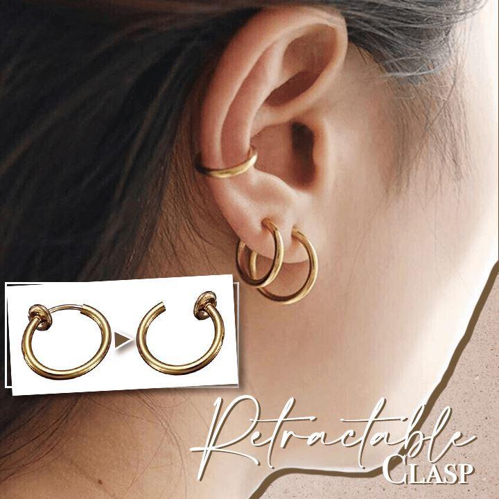 Retractable Earrings (2pcs)