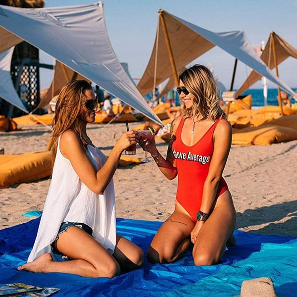2021 HOT spring SALE-Sandproof Beach Blanket Lightweight