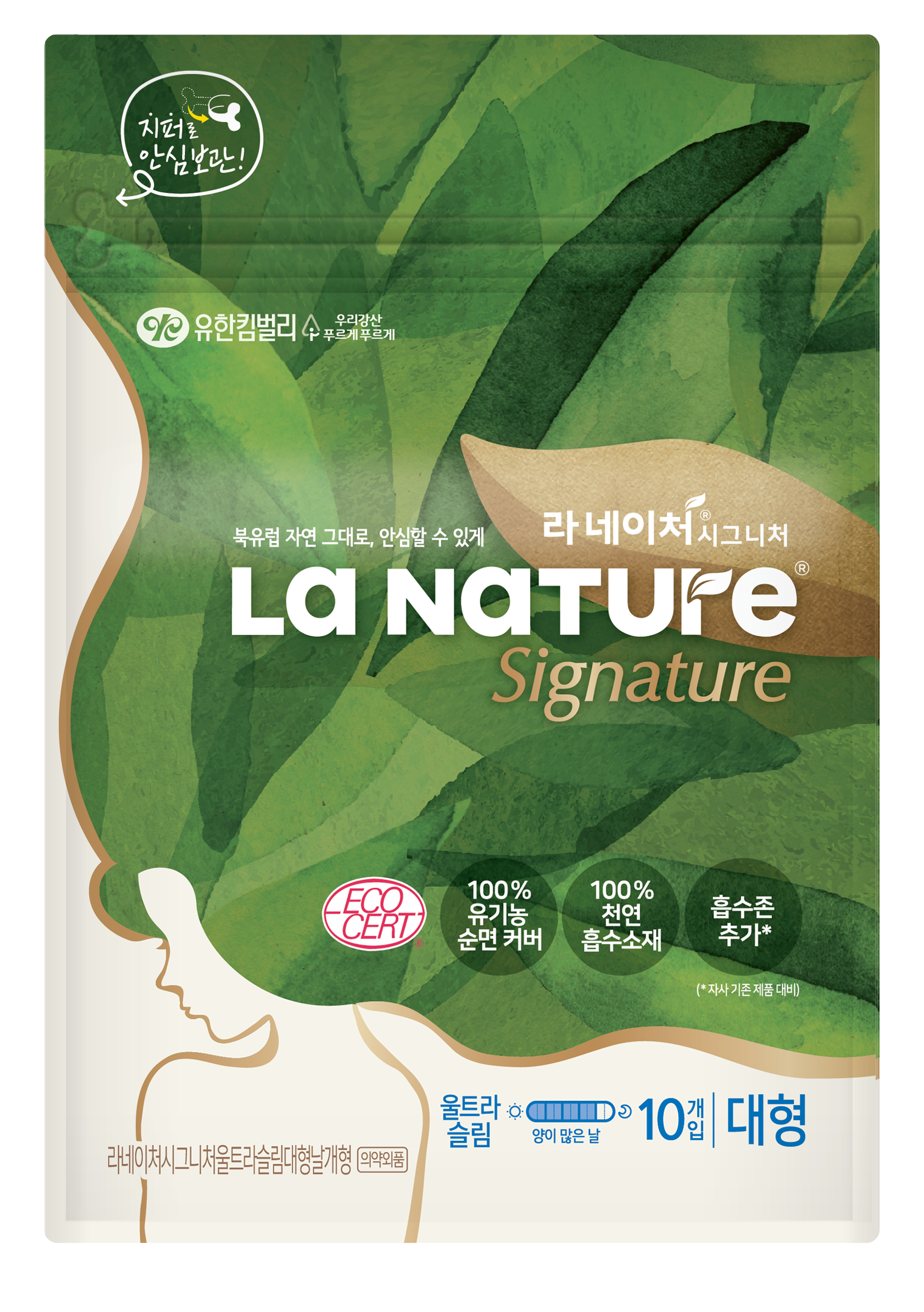 LA NATURE Signature Ultra Slim - evermay