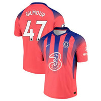 Chelsea 2020/21 Billy Gilmour Third Jersey