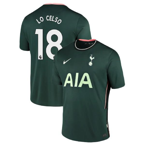 Tottenham Hotspur 2020/21 Giovani Lo Celso Away Jersey