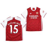 Arsenal 2020/21 Ainsley Maitland Home Jersey