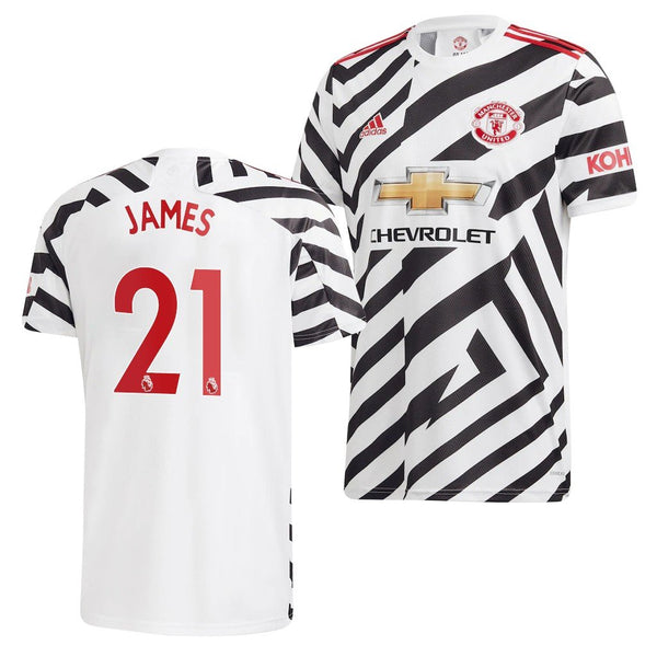 Manchester United 2020/21 Daniel James Third Jersey