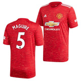 Manchester United 2020/21 Harry Maguire Home Jersey