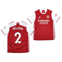 Arsenal 2020/21 Hector Bellerín Home Jersey