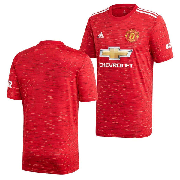 Manchester United 2020/21 Home Kit Jersey
