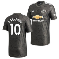 Manchester United 2020/21 Marcus Rashford Away Jersey