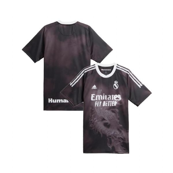 Real Madrid 2020/21 Human Race FC Third Jersey