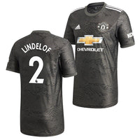 Manchester United 2020/21 Victor Lindelof Away Jersey