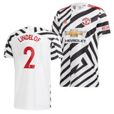 Manchester United 2020/21 Victor Lindelof Third Jersey